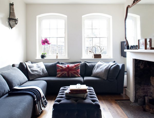 20 Living Room Layouts with Sectionals | Home Design Lover
