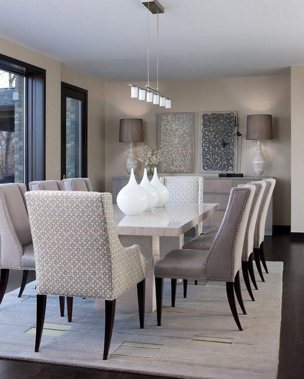 20 awe inspiring art deco dining room designs home design lover