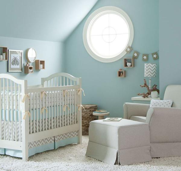 Zig Zag Baby Room