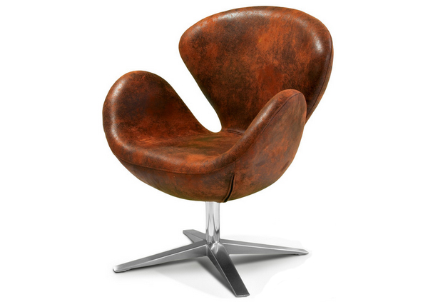 Accent brown Chair