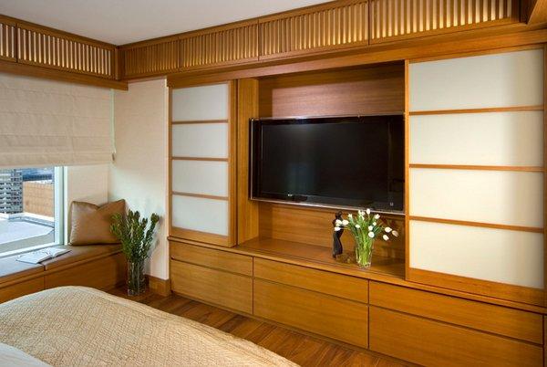 Phòng ngủ chính là bộ phòng ngủ yên tĩnh này bao gồm khu vực tiếp khách nhỏ