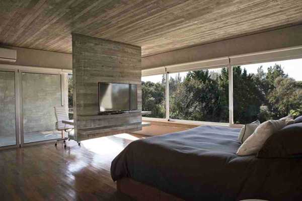 entertainment bedroom
