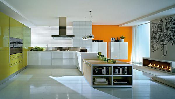 Sleek urban kitchen designs from pedini usa home design lover - Kitchen design usa ...