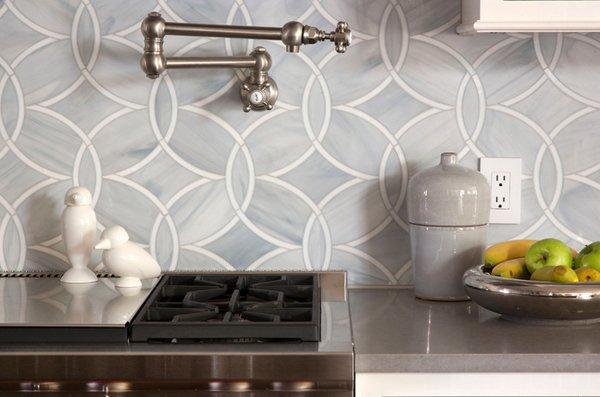 Modern Kitchen Backsplash Designs 20 modern kitchen backsplash designs   home design lover