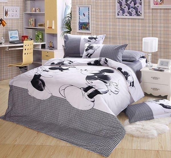 20 Invigorating Mickey And Minnie Bedding Sets Home