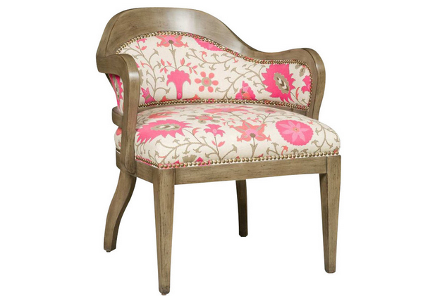 Accent Chair upholstered