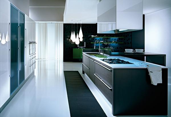 Sleek urban kitchen designs from pedini usa home design for Pedini cabinets