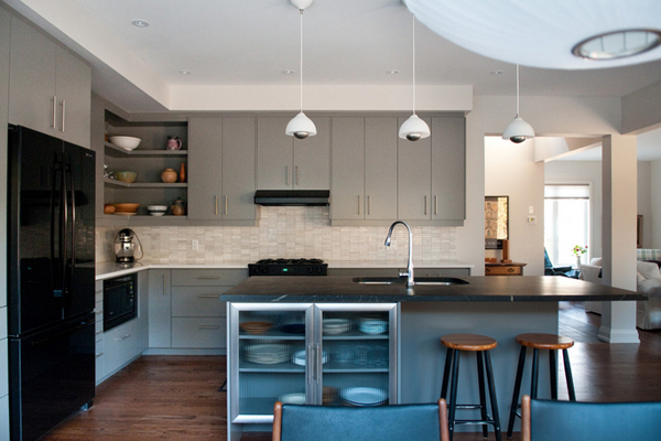 full height cabinetry