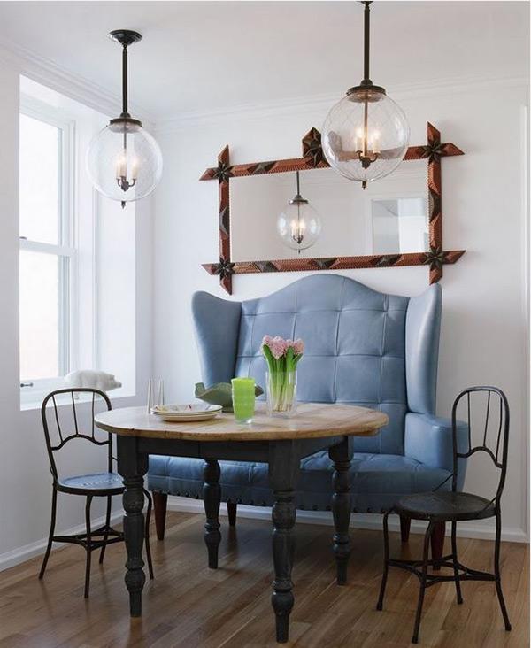 Small Dining Area Ideas: 20 Small Dining Room Lighting Designs
