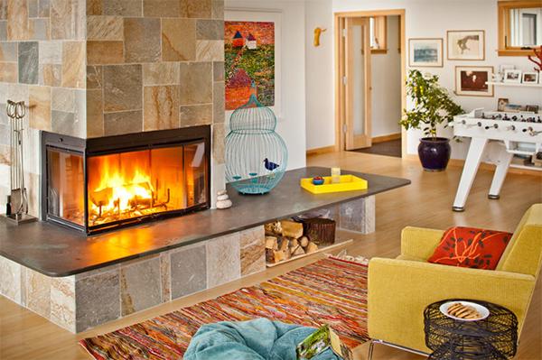 natural aura living room