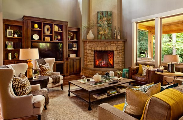 fireplace textures