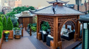 20 Asian Decks Showing a Fusion of Culture and Nature