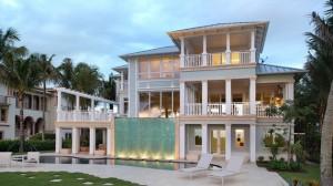 beachstyle house