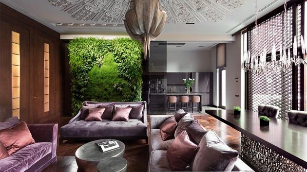 Lavish art deco belle epoque residence in kiev home design lover - Belle epoque interiors ...