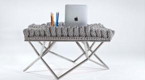 Fractal Furniture Fuses Craft, Math and Nature