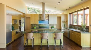 20 Contemporary Kitchen Layouts with Two Focal Points
