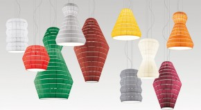 Colorful Layers Lighting Both Modern and Fun