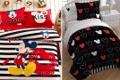 20 Invigorating Mickey and Minnie Bedding Sets