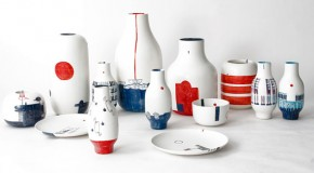 Pattern Diary: Graphical and Artistic Prints on Ceramics