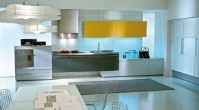 Sleek Urban Kitchen Designs from Pedini USA