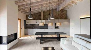 Magnificent Reconstruction of a Rural Home in Cerdanya, Spain