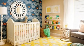 20 Traditional Nursery Designs For Baby Boys