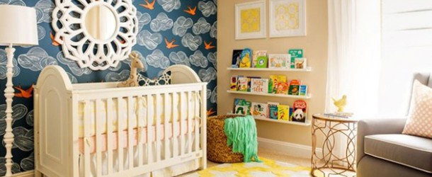 20 Traditional Nursery Designs For Baby Boys