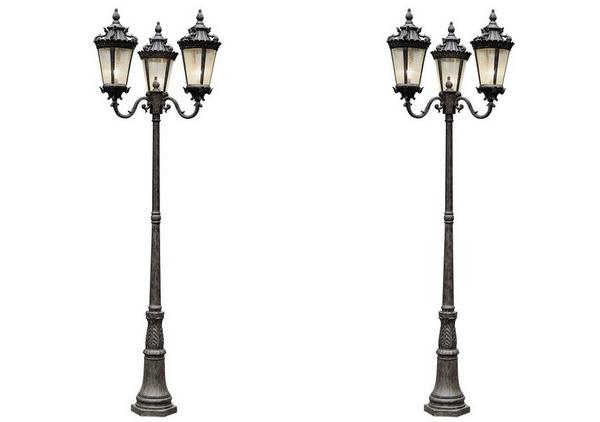 Pole Lantern