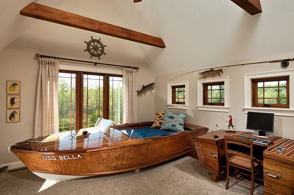 unique bedroom designs to impress you  home design lover, Bedroom decor