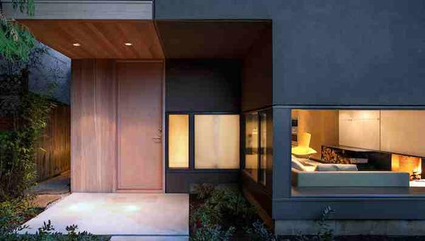 outdoor door design