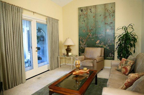 screen home designs