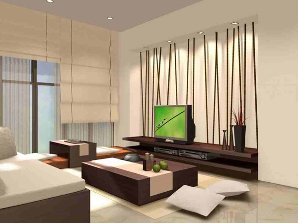 17 modern japanese style living room