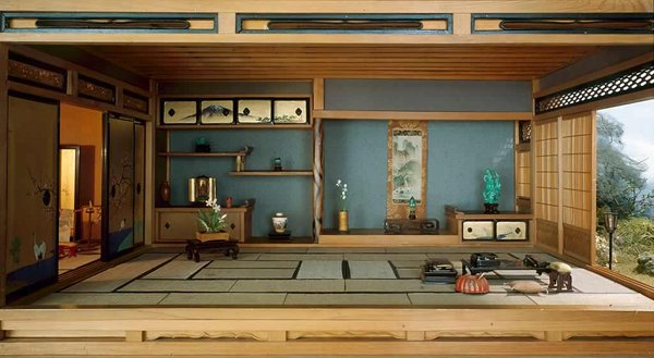 Traditional Japanese Living Room japanese living rooms - home design