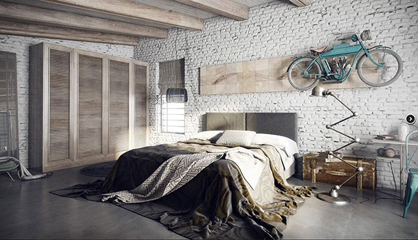 20 unique bedroom designs to impress you home design lover - Unique bedroom designs ...