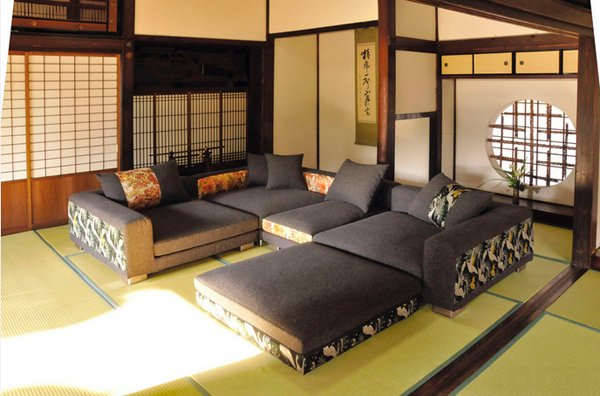 Japanese Home Decor 20 japanese home decoration in the living room | home design lover