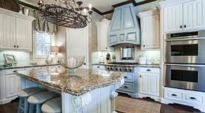 20 Amazing Antique Kitchen Cabinets