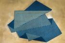 Creative Optical Illusion Folded Tones Rug