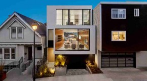 Exquisite Laidley Street Residence in San Francisco, California