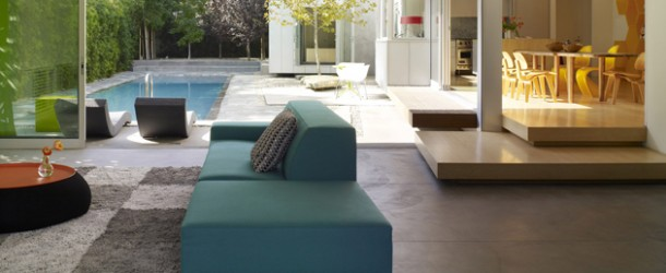 Fascinating Features of the Norwich Residence in Hollywood, California