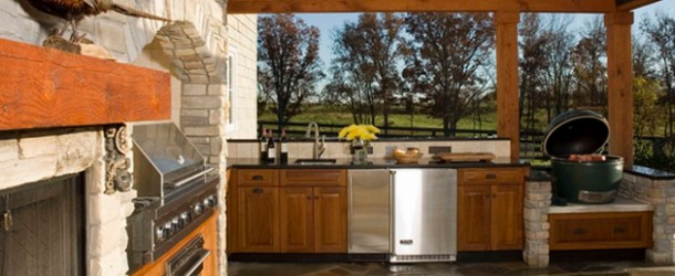 23 Different Outdoor Kitchen Cabinets