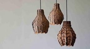 Delicately Designed Handmade Pod Luxe Pendant Light