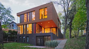 Glamorous and Trendy Features of the Redaction House in Wisconsin