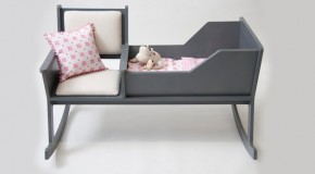 Rockid : A Cradle and Rocking Chair in One