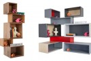 Shift Collection: Colorful and Sleek Modern Storage