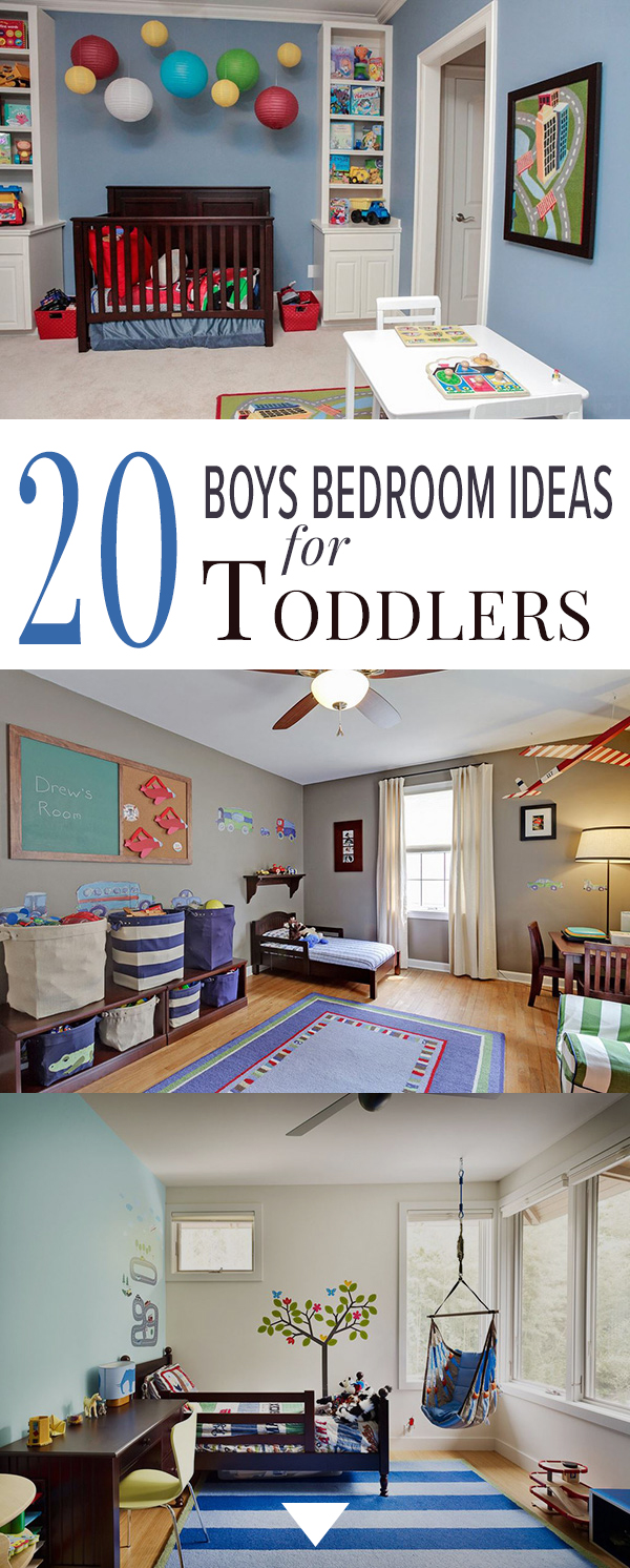 Toddler Boy Room Design