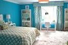 20 Fashionable Turquoise Bedroom Ideas