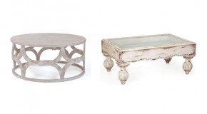 20 Whitewashed Coffee Table Designs