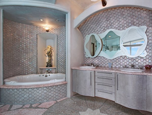 20 beautiful beach bathroom decors | home design lover
