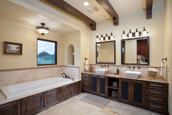 20 awesome mediterranean bathroom decors | home design lover