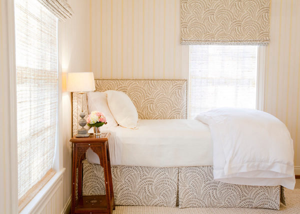 Printed Bed Skirts